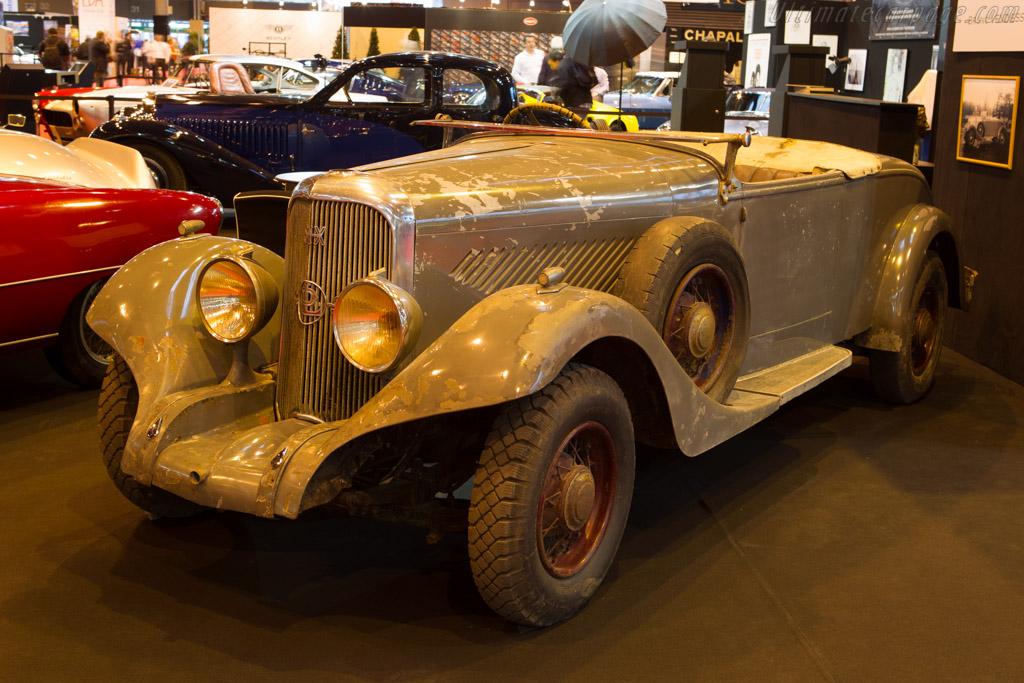 Panhard & Levassor Six    - 2014 Retromobile