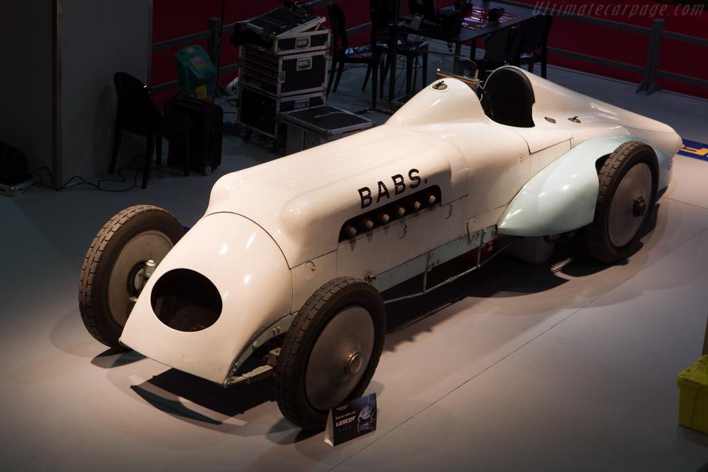 Parry Thomas Babs Special    - 2014 Retromobile