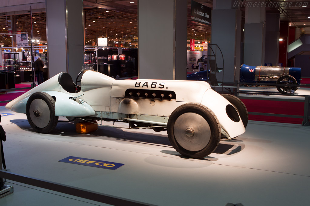 Parry Thomas Babs Special    - 2014 Retromobile