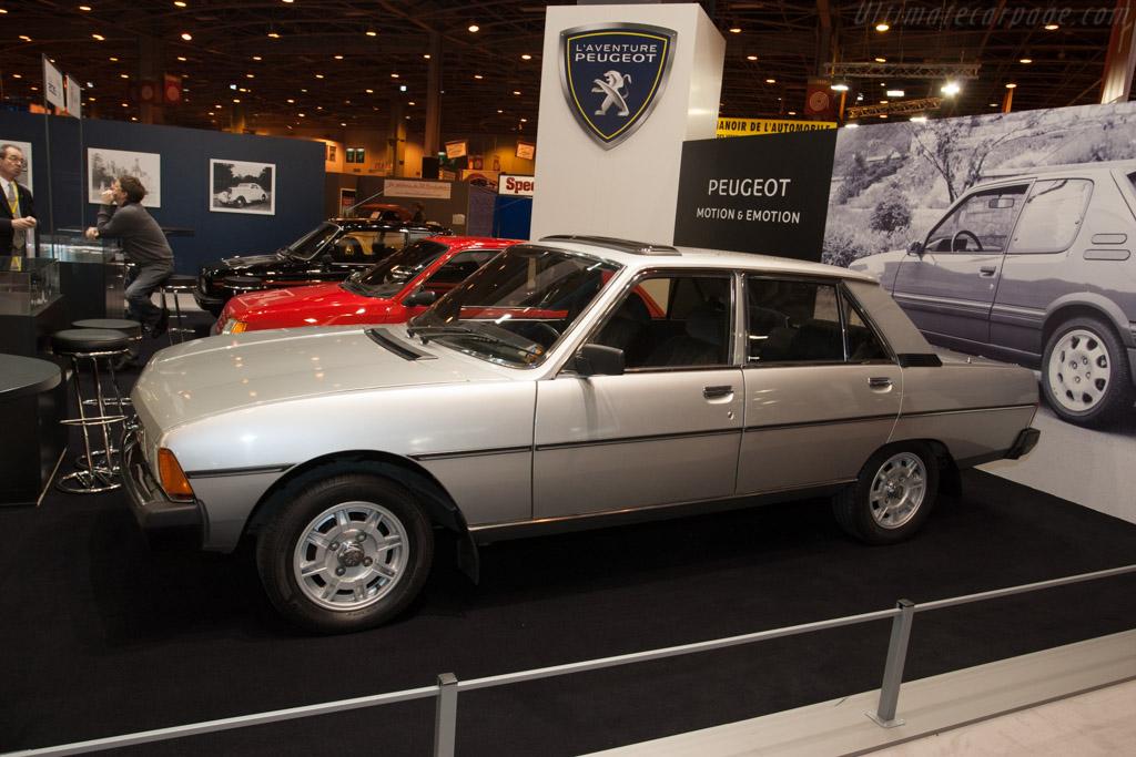 Peugeot 604 STI Berline    - 2014 Retromobile
