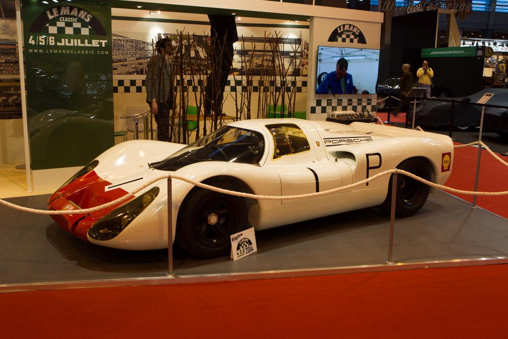 Porsche 908K Coupe    - 2014 Retromobile