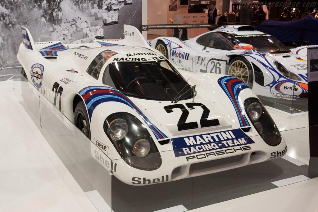 Porsche 917K - Chassis: 917-053   - 2014 Retromobile