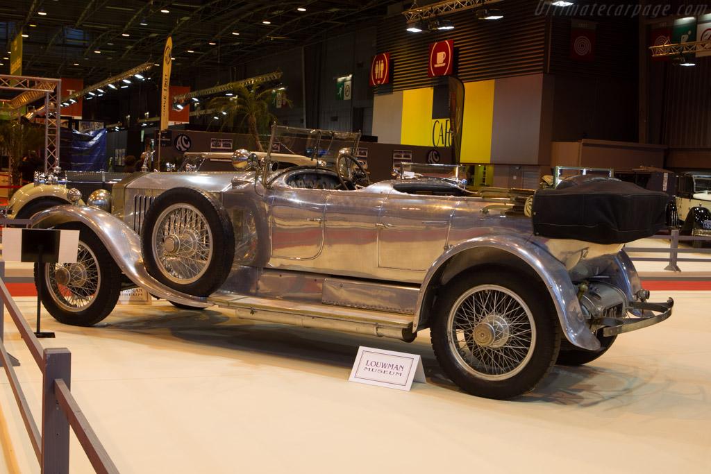 Rolls-Royce Phantom I Barker Torpedo Tourer    - 2014 Retromobile