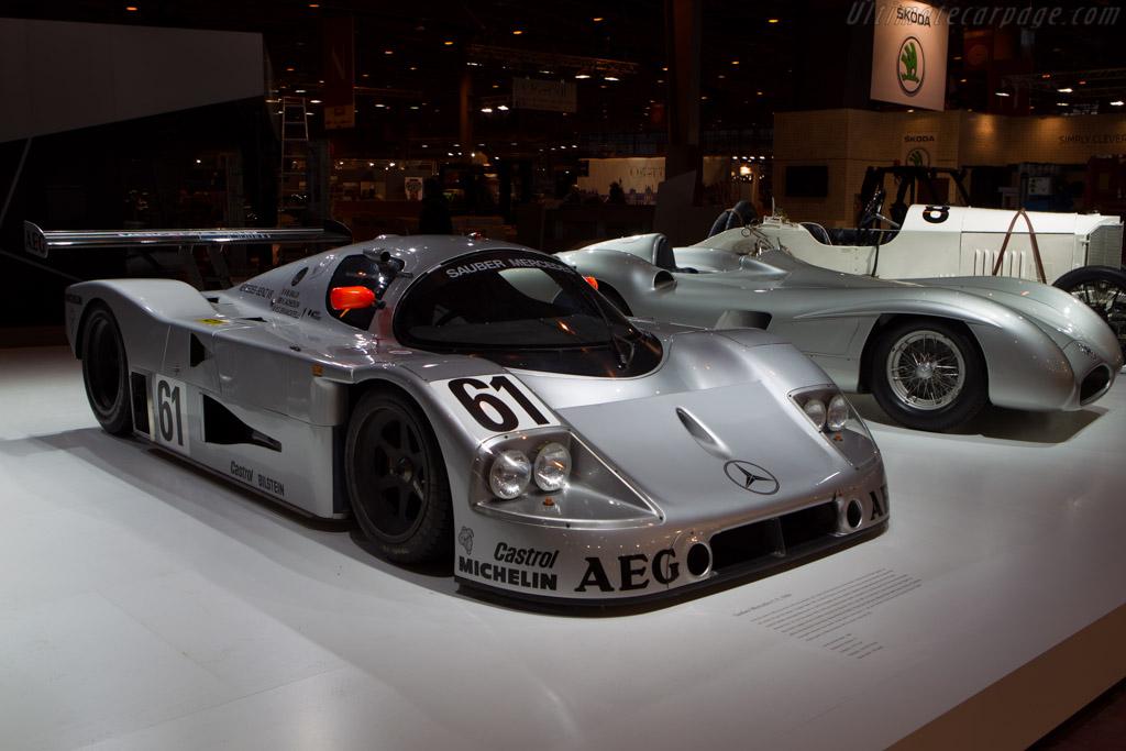 Sauber-Mercedes C9 - Chassis: 88.C9.04   - 2014 Retromobile