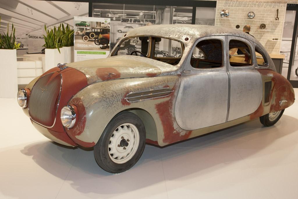 Skoda 935    - 2014 Retromobile