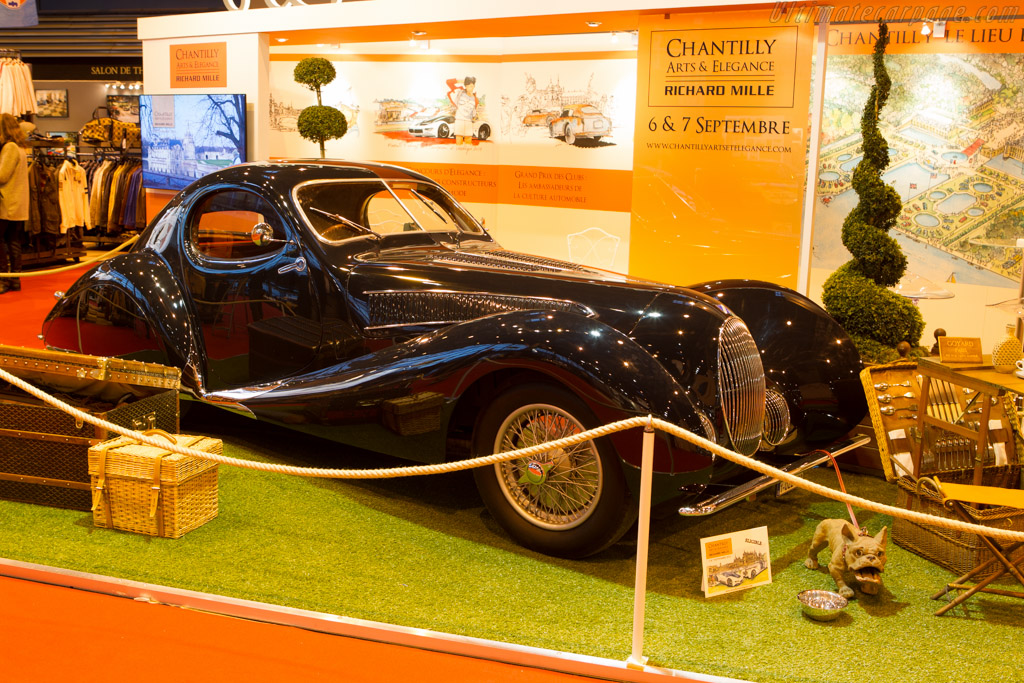 Talbot Lago T150C SS Teardrop Coupe - Chassis: 90123   - 2014 Retromobile