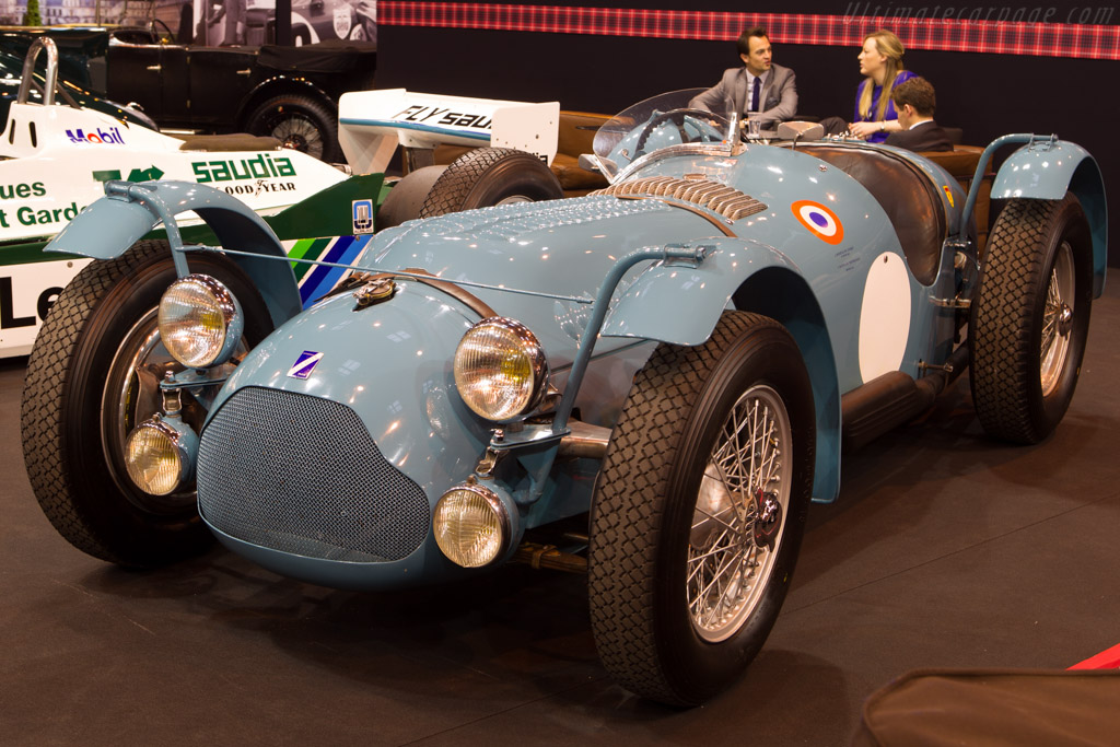 Talbot Lago T26C Biplace Sport - Chassis: 110057   - 2014 Retromobile