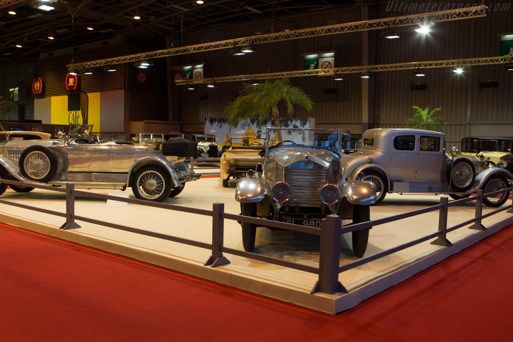 The cars of the Maharadjas    - 2014 Retromobile