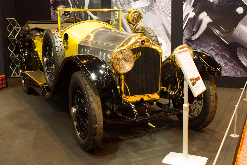 Turcat Mery Model MJ Boulogne Roadster - Chassis: 1103   - 2014 Retromobile
