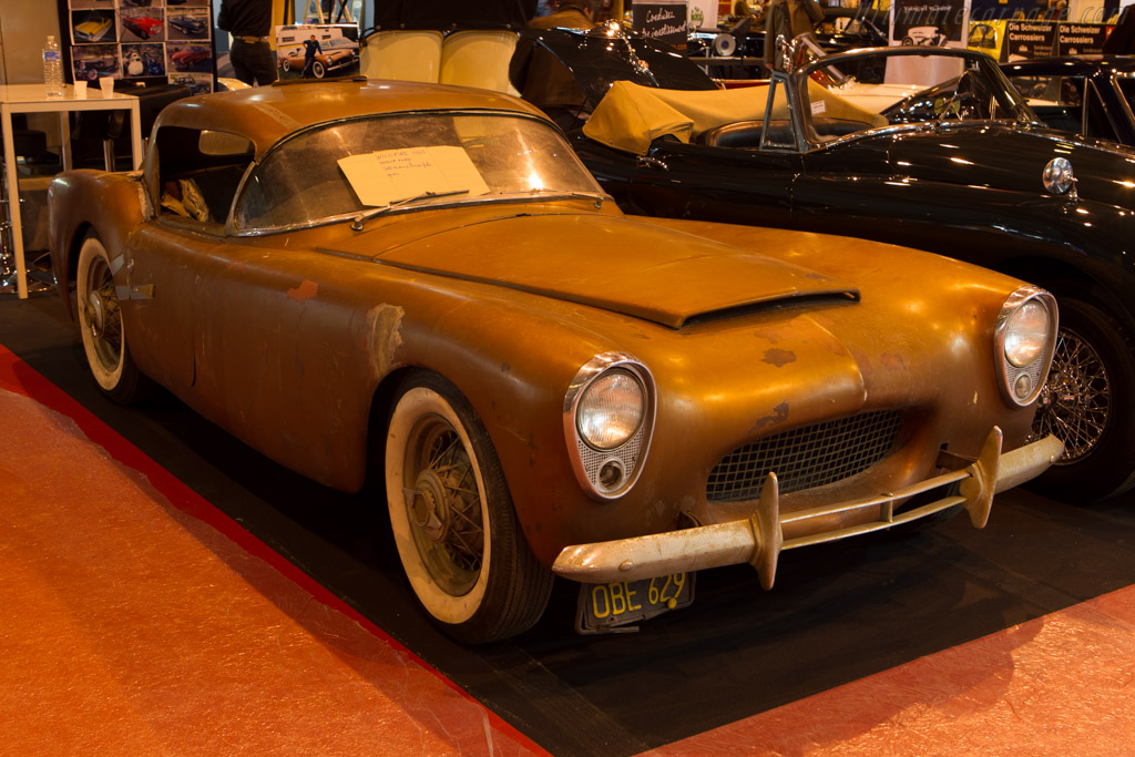 Wildfire    - 2014 Retromobile