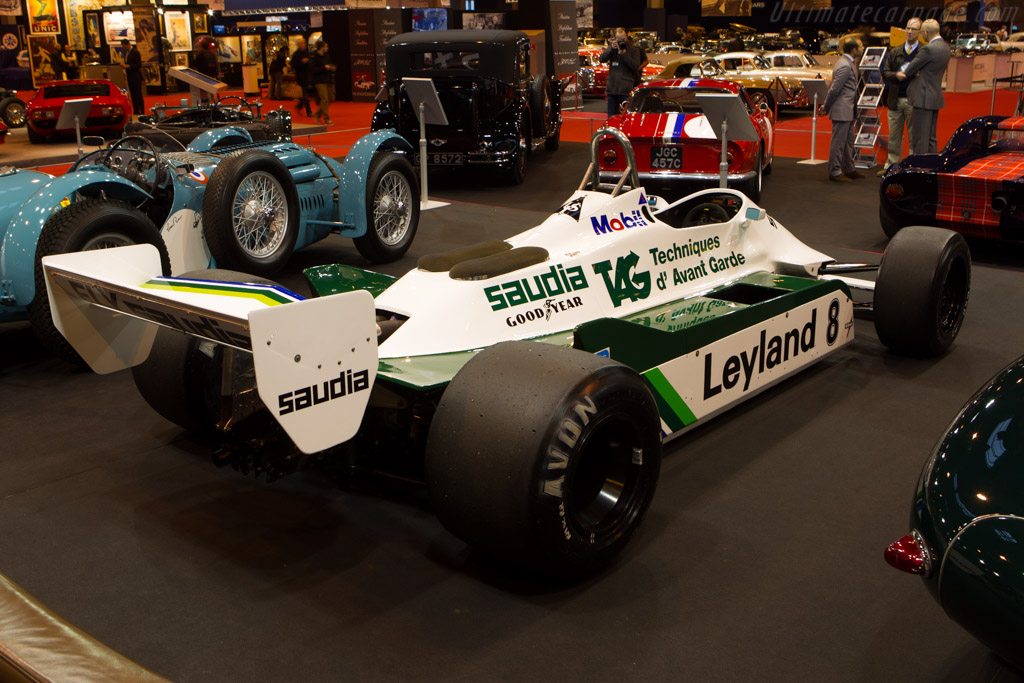 Williams FW07D Cosworth - Chassis: FW07D/16   - 2014 Retromobile