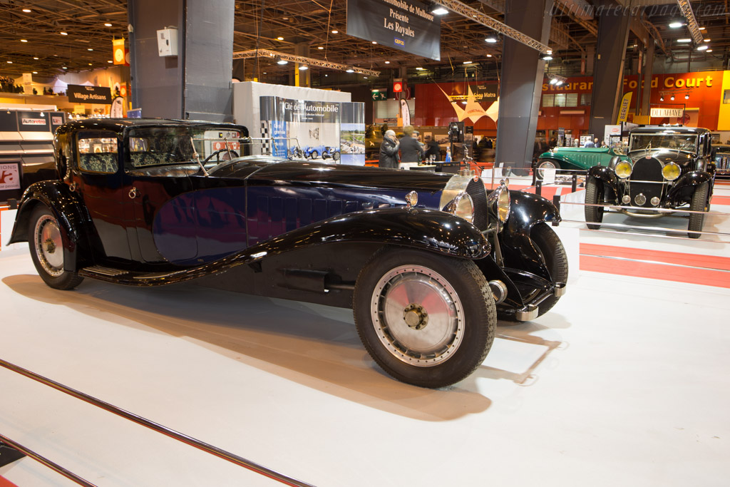 Bugatti Type 41 Royale Coupe Napoleon Chassis 41100
