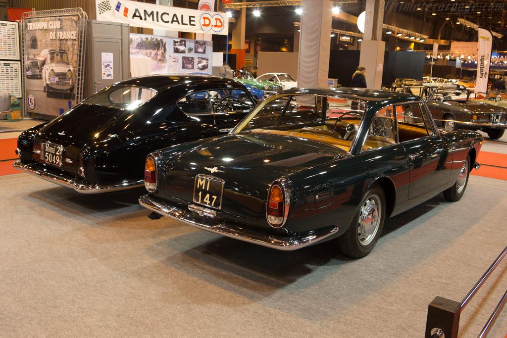 Alfa Romeo 2000 Praho - Chassis: AR10205-00001 - Entrant: Lopresto Collection  - 2015 Retromobile