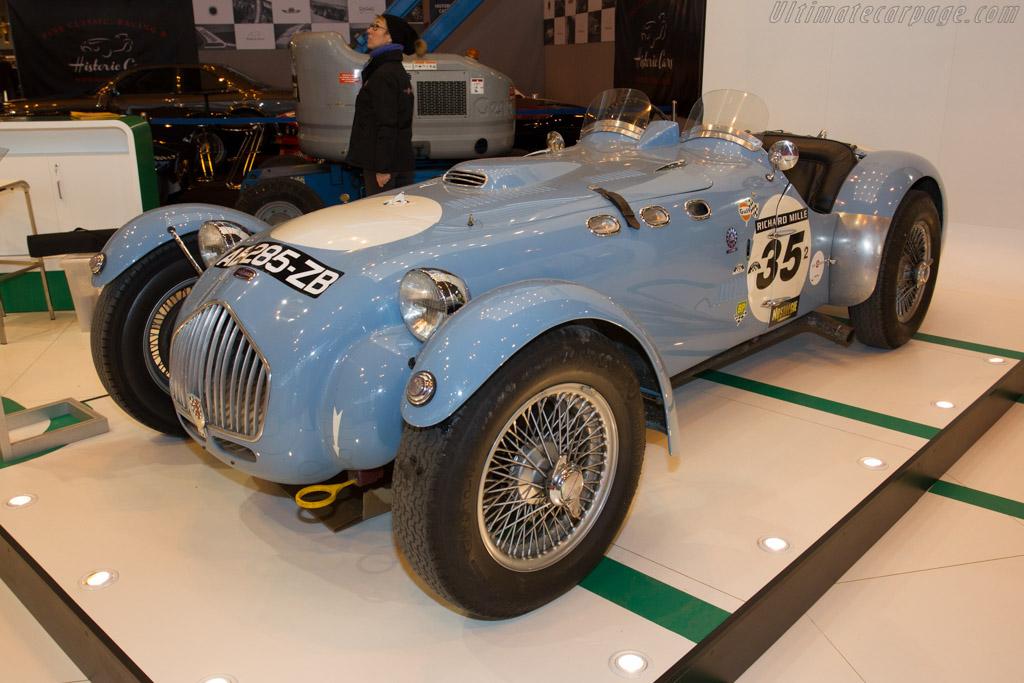 Allard J2 - Chassis: 1557   - 2015 Retromobile