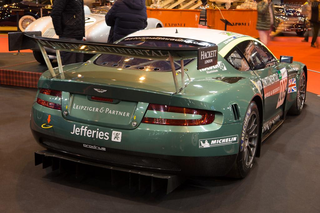 Aston Martin DBR9 - Chassis: DBR9/10 - Entrant: Fiskens  - 2015 Retromobile