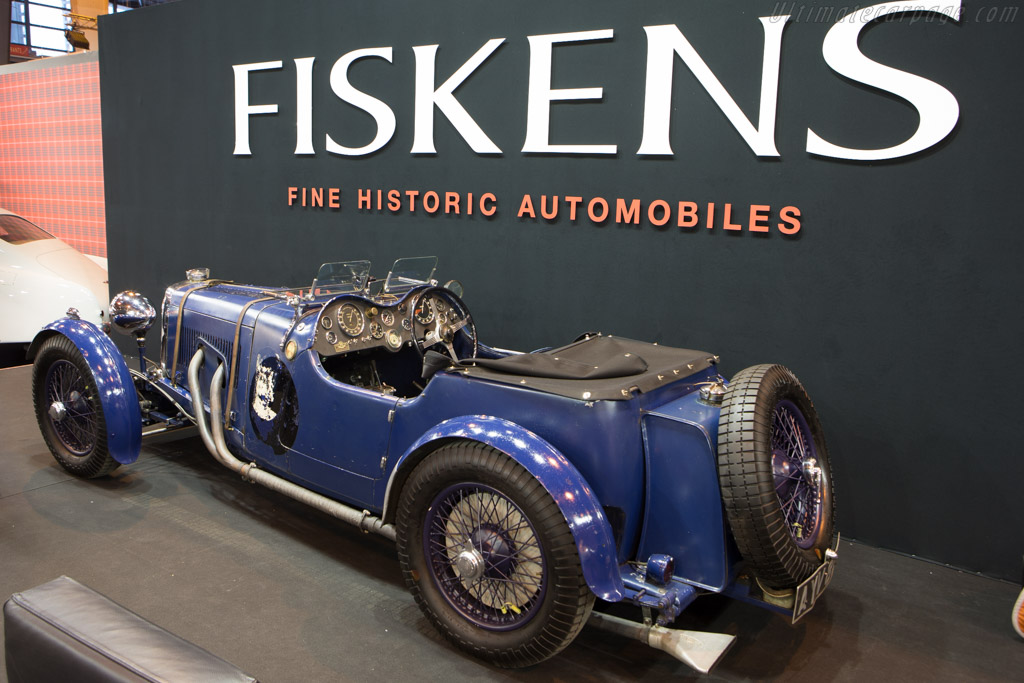 Aston Martin Le Mans 2/4 Short Chassis - Chassis: F2/274/S - Entrant: Fiskens  - 2015 Retromobile