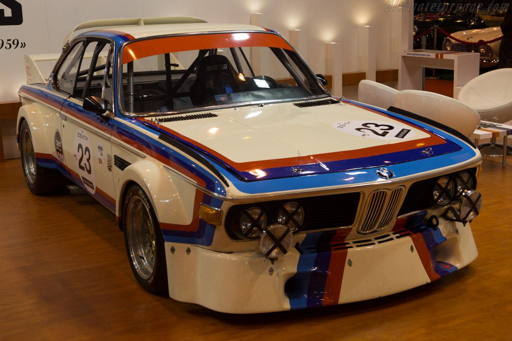 BMW 3.5 CSL    - 2015 Retromobile