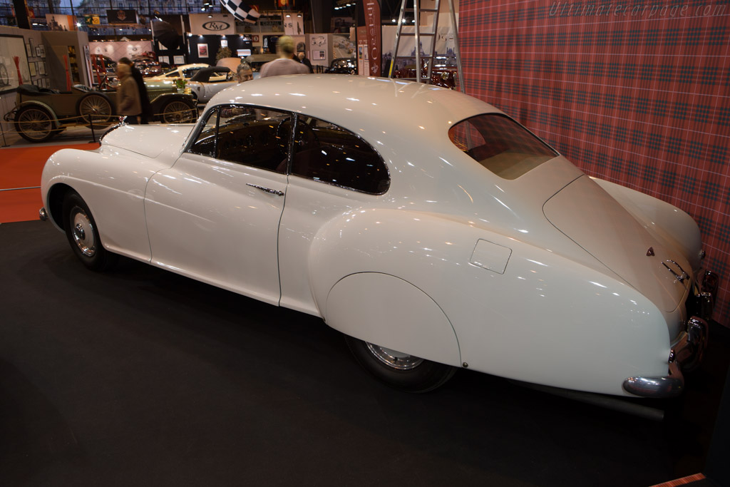Bentley R-Type Continental Coupe - Chassis: BC7A - Entrant: Fiskens  - 2015 Retromobile