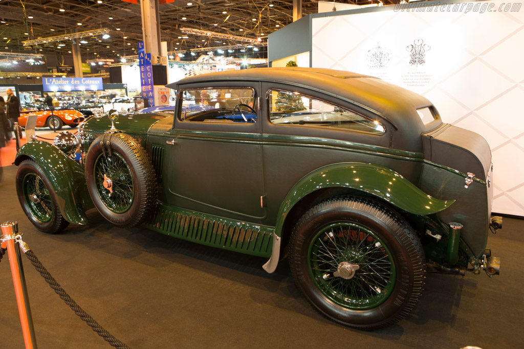 Bentley Speed Six 'Bluetrain' - Chassis: HM2855 - Entrant: Bentley Motors  - 2015 Retromobile