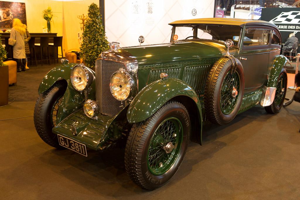 Bentley Speed Six 'Bluetrain' - Chassis: HM2855 - Entrant: Bentley Motors  - 2015 Retromobile