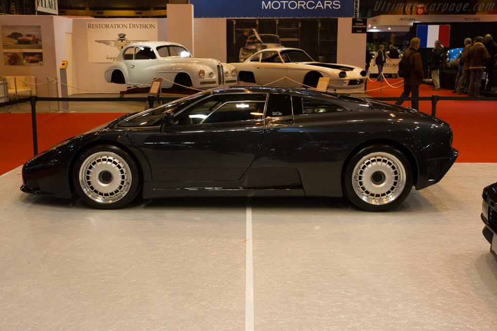 Bugatti EB110 GT - Chassis: ZA9AB01E0RCD39088 - Entrant: Peter Wiesner Sports & Classic Cars  - 2015 Retromobile