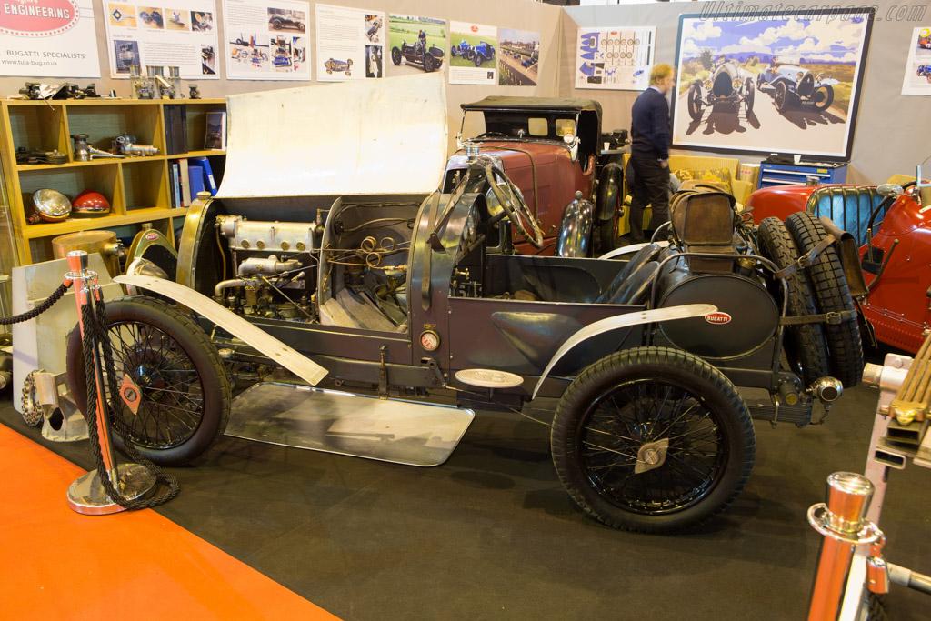 Bugatti Type 13 Brescia - Chassis: BC 145   - 2015 Retromobile