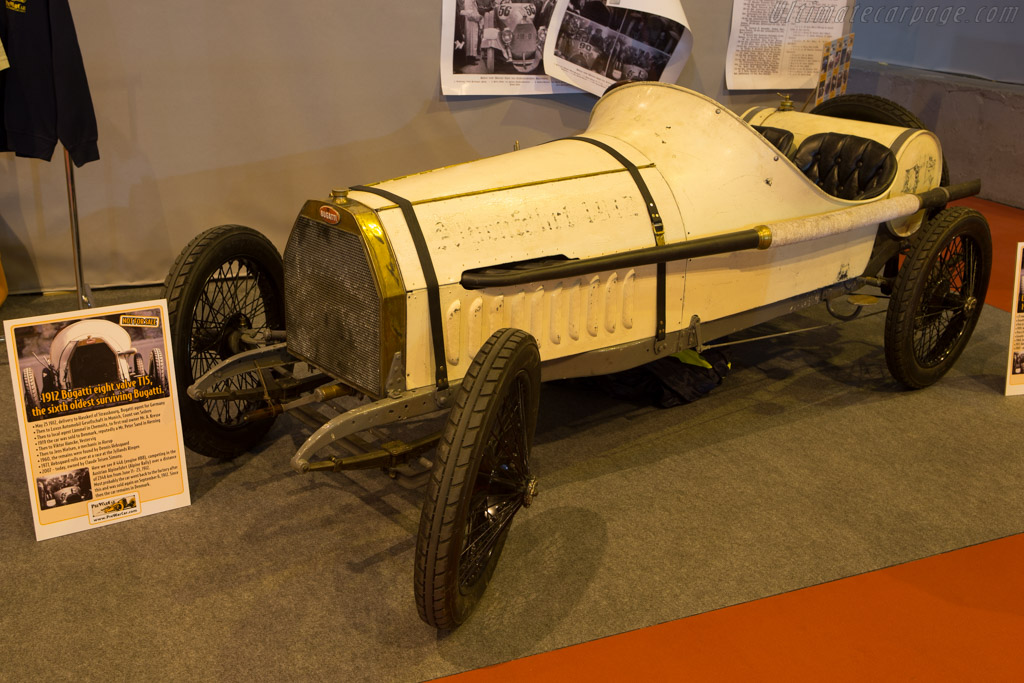 Bugatti Type 15 - Chassis: 446   - 2015 Retromobile