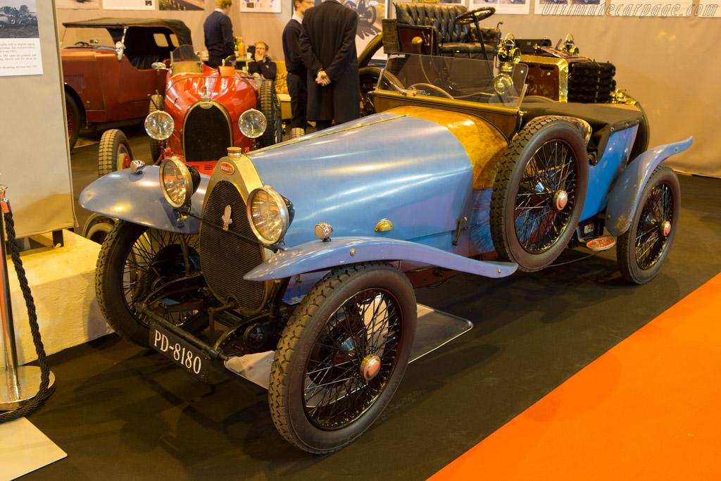 Bugatti Type 22 Brescia - Chassis: CM 1614   - 2015 Retromobile