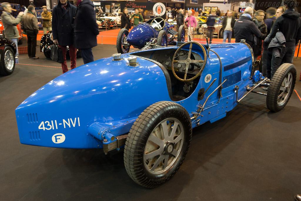 Bugatti Type 54 - Chassis: 54201 - Entrant: Fiskens  - 2015 Retromobile