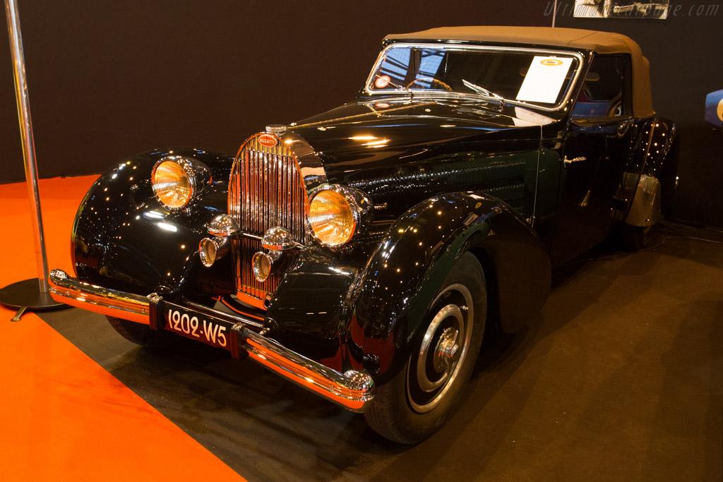 Bugatti Type 57 Atalante - Chassis: 57428   - 2015 Retromobile