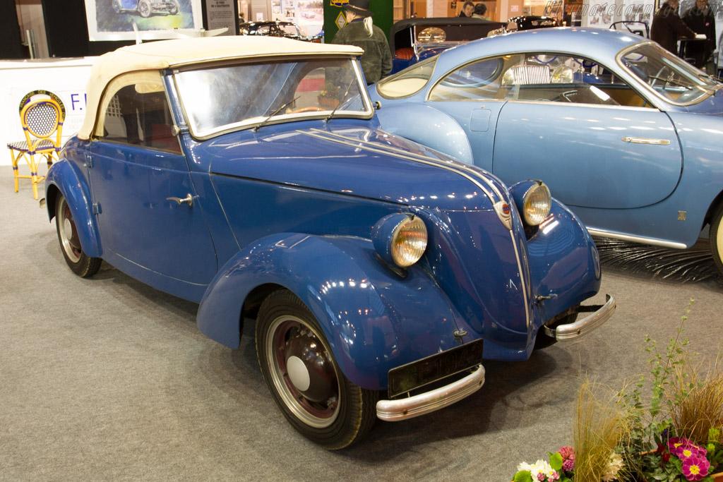 CGE Tudor    - 2015 Retromobile