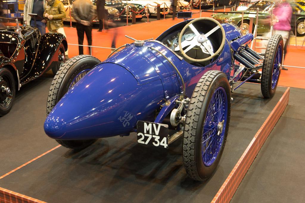 Delage Bequet - Chassis: 1 - Entrant: Fiskens  - 2015 Retromobile