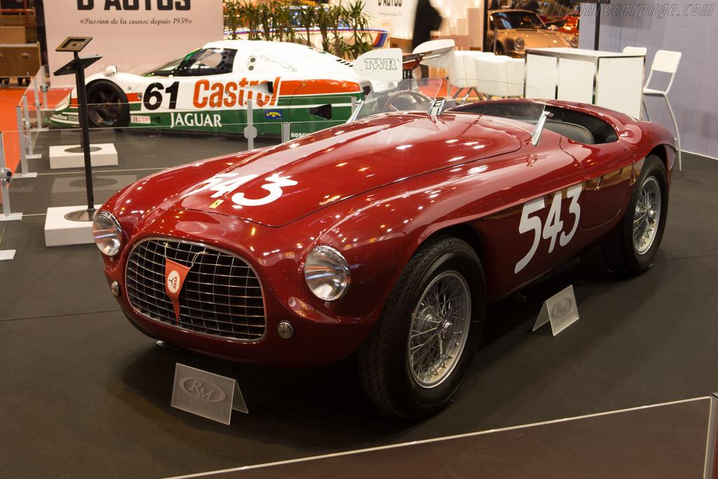 Ferrari 212 Export Touring Barchetta - Chassis: 0158ED - Entrant: RM Auctions  - 2015 Retromobile