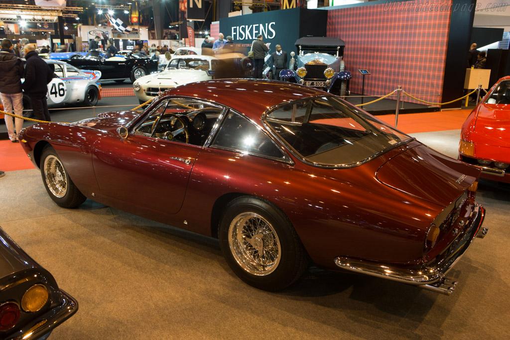 Ferrari 250 GT Lusso  - Entrant: JD Classics  - 2015 Retromobile