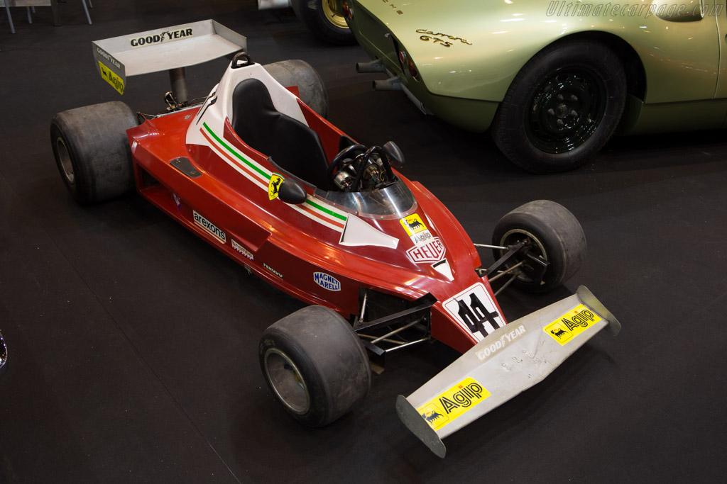 Ferrari 312 T2 Scale Racer  - Entrant: Tradex - 2015 Retromobile