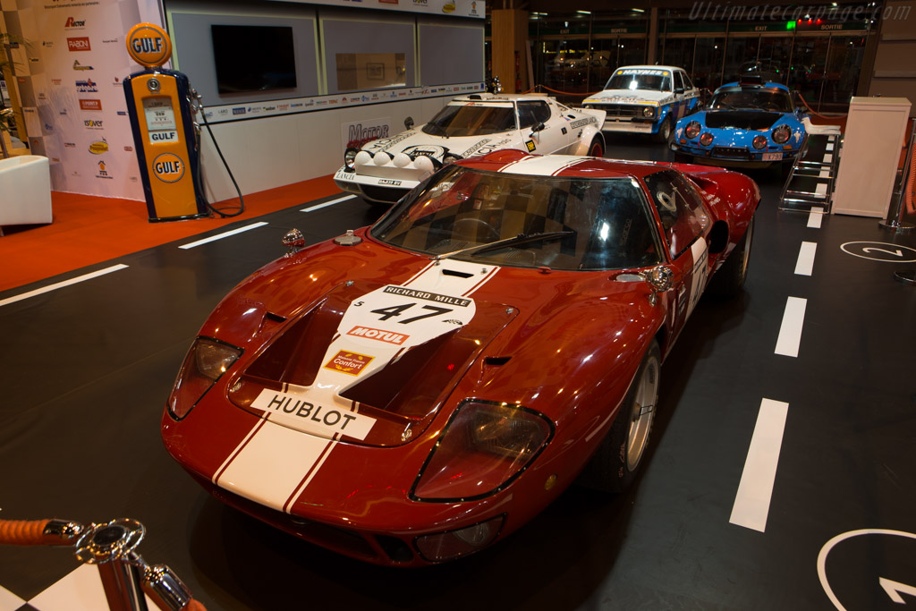 Ford GT40 - Chassis: GT40P/1089   - 2015 Retromobile