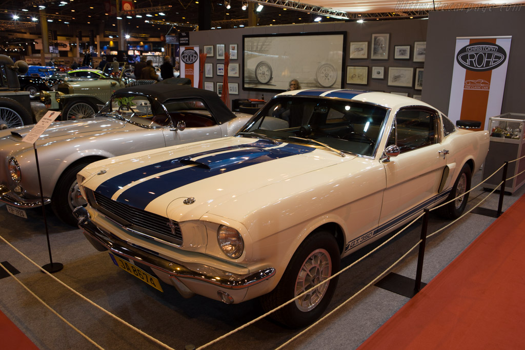 Ford Shelby Mustang GT350    - 2015 Retromobile