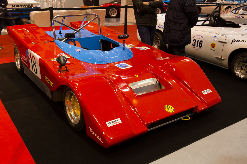 Grac MT14 - Chassis: 21   - 2015 Retromobile