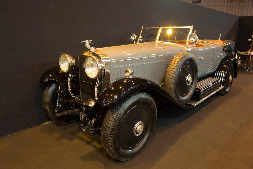 Hispano Suiza H6B Dual Cowl Tourer - Chassis: 11291 - Entrant: Lukas Hüni  - 2015 Retromobile