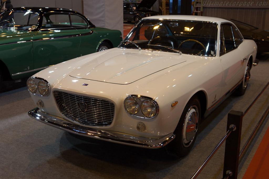 Lancia Flaminia Speciale - Chassis: 826.138*001167* - Entrant: Lopresto Collection  - 2015 Retromobile