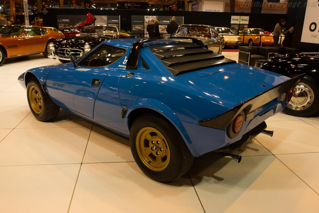 Lancia Stratos HF Stradale    - 2015 Retromobile