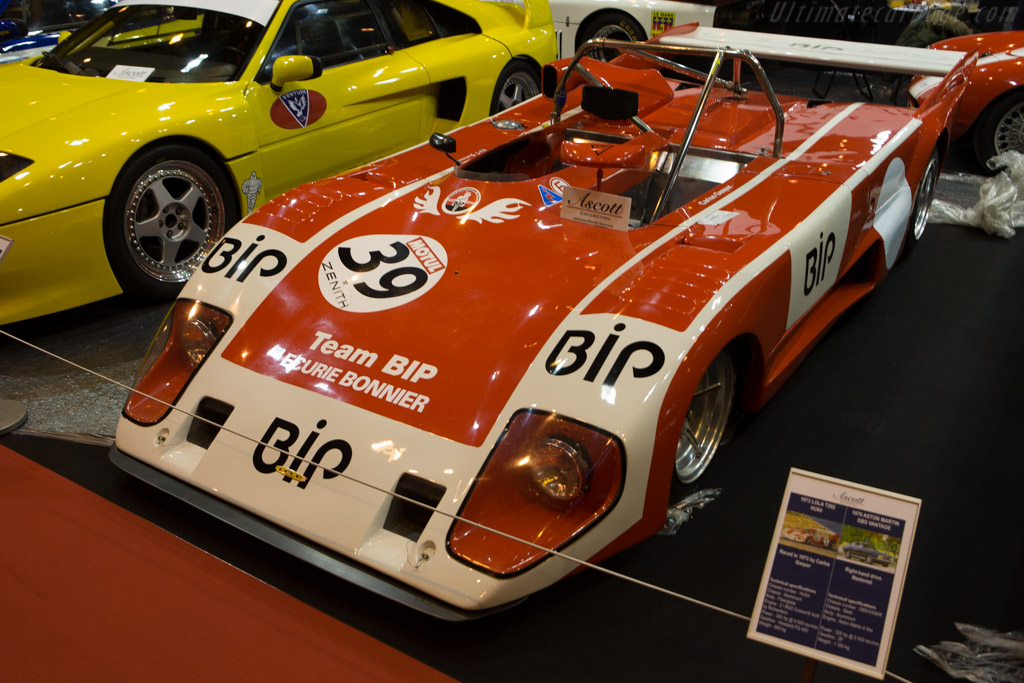 Lola T292 Cosworth - Chassis: HU64 - Entrant: Ascott Collection  - 2015 Retromobile