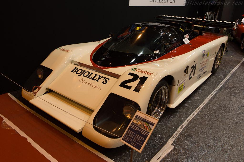 March 85G Porsche - Chassis: 85G-6 - Entrant: Ascott Collection  - 2015 Retromobile