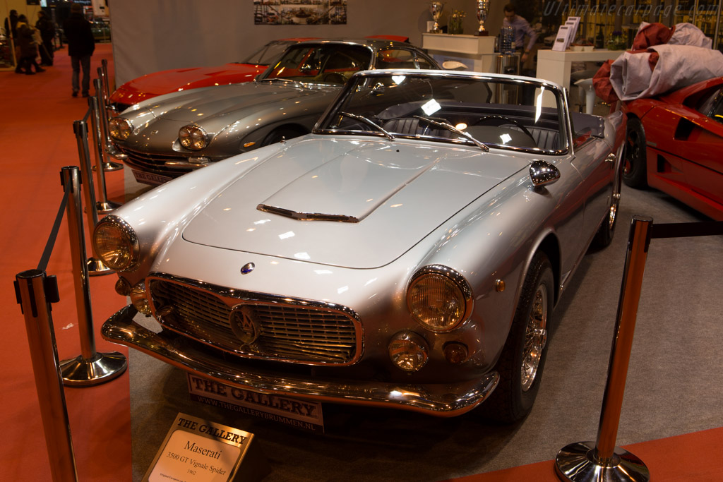 Maserati 3500 GT Spider    - 2015 Retromobile