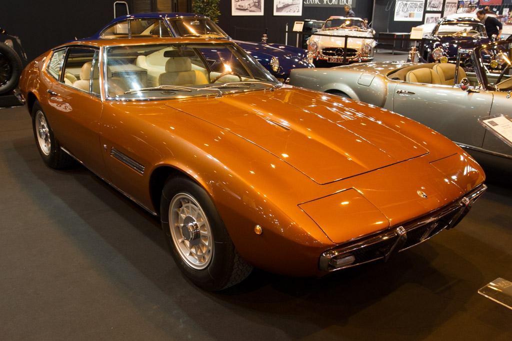 Maserati Ghibli - Chassis: 115/49/2426   - 2015 Retromobile