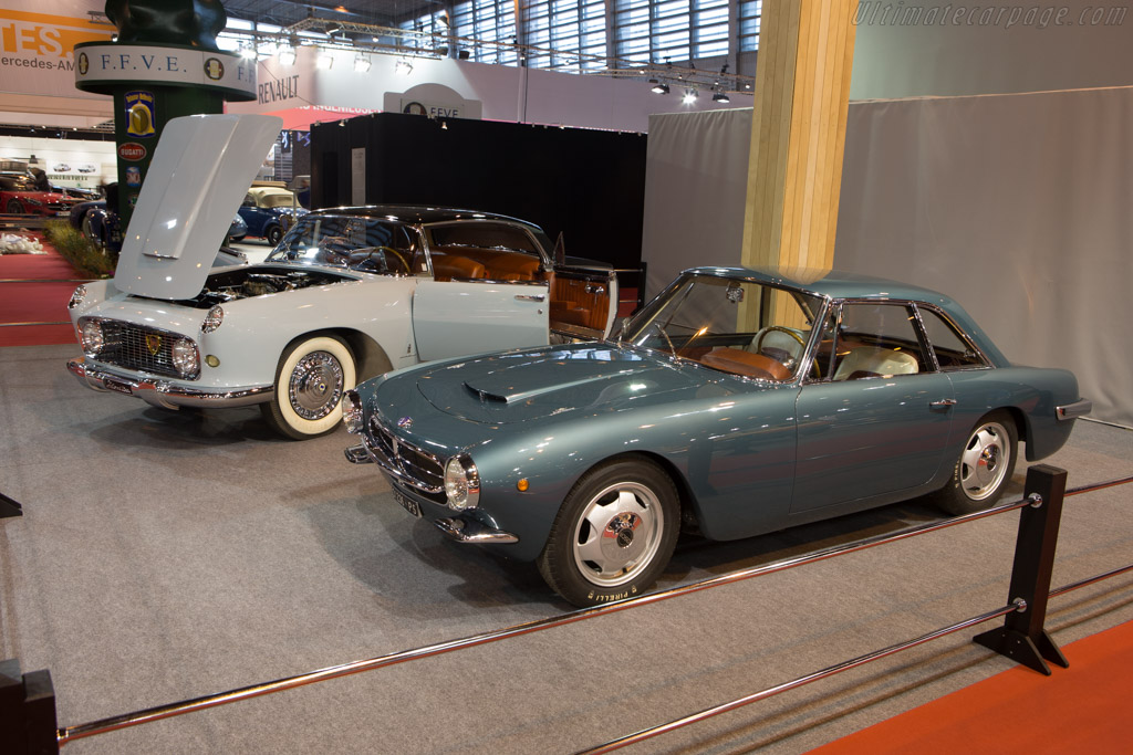OSCA 1600 GT Touring Coupe - Chassis: 0014 - Entrant: Lopresto Collection  - 2015 Retromobile