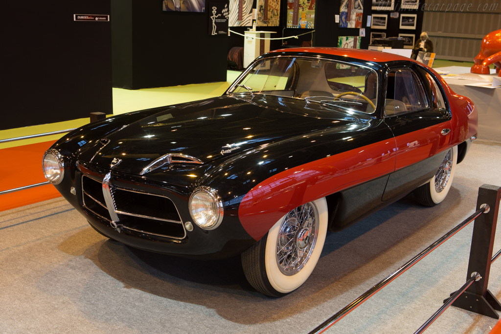 Pegaso Z102 Touring 'Thrill' Coupe - Chassis: 0102.150.0133   - 2015 Retromobile