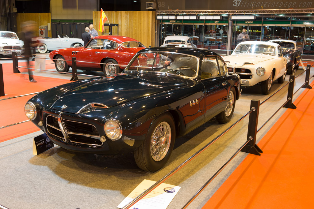 Pegaso Z102 Touring Coupe - Chassis: 0102.150.0139   - 2015 Retromobile