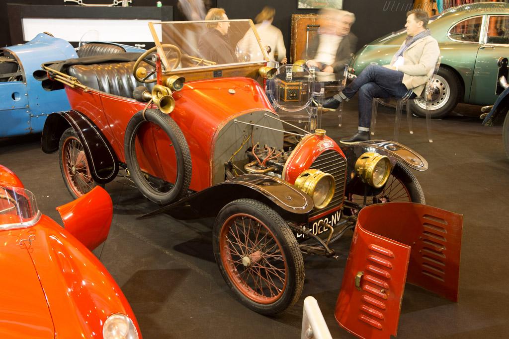 Peugeot Bebe    - 2015 Retromobile