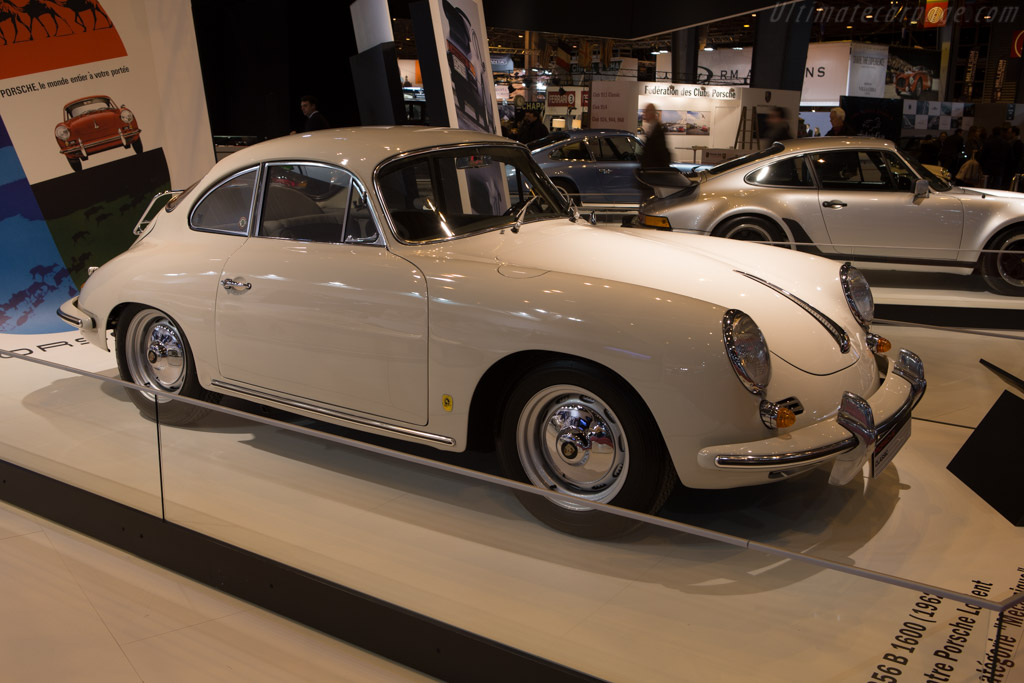 Porsche 365 B 1600  - Entrant: Porsche France  - 2015 Retromobile
